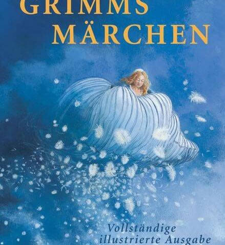 Grimms Märchen. Vollständige Ausgabe aus dem Sauerländer Verlag. Ein Prachtband!