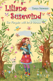 Kinderbuch Tanya Stewner Liliane Susewind Band 9