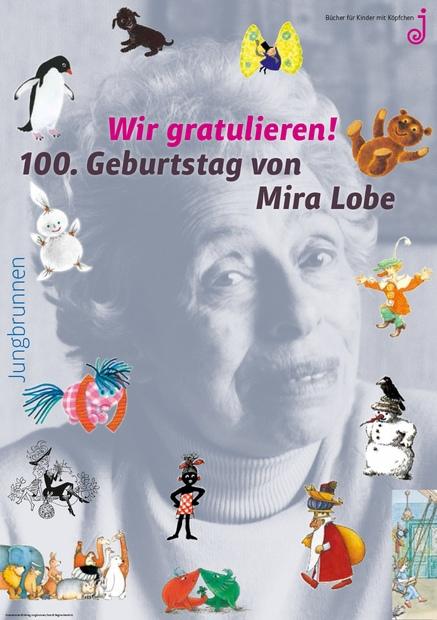 """Autorin Mira Lobe """"Das kleine Ich bin Ich"""""""