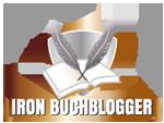 """Logo der """"Iron Buchblogger"""" by meyola"""
