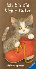 Bilderbuch-Klassiker aus dem Ravensburger Verlag: Ich bin die kleine Katz