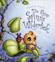 """Bilderbuch """"Die kleine Spinne Widerlich"""" Baumhaus Verlag"""