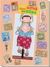 """Bilderbücher """"Bei Oma darf ich alles"""" und """"Opa ist der Größte"""""""