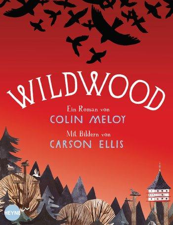 "Abenteuer im Wald: ""Wildwood"" Band 1 - Kinderbuch"