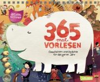 365 mal Vorlesen - Aufstell-Kalender