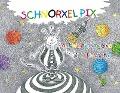 Schnorxel Pix, der Weltraum-Mann und die Farben