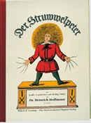 Der Bilderbuch-Klassiker überhaupt: Struwwelpeter