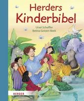 Herders Kinderbibel empfohlen ab 4 Jahren, ideal zum Vorlesen