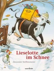 Bilderbuch Lieselotte im Schnee