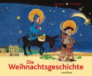 """Bilderbuch """"Die Weihnachtsgeschichte"""" Tanja Jeschke"""