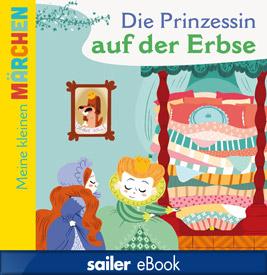 Prinzessin auf der Erbse - Bilderbuch als eBook