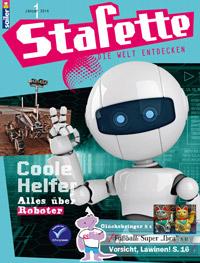 Stafette - Zeitschrift für Kinder