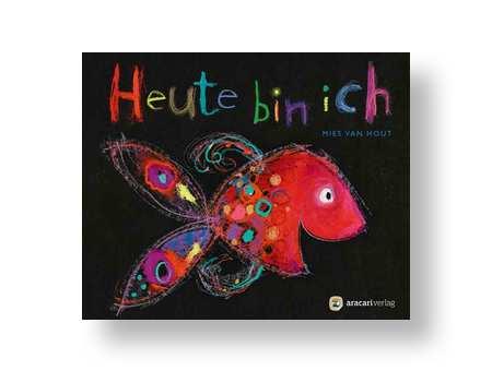 """Sach-Bilderbuch """"Heute bin ich"""" Gefühle Fische"""