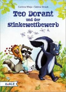 Kinderbuch Teo Dorant Band 1 Olympia für Stinktiere