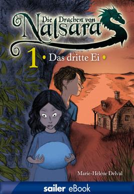 Kinderbuch-Serie E-Book Drachen von Nalsara Band 1