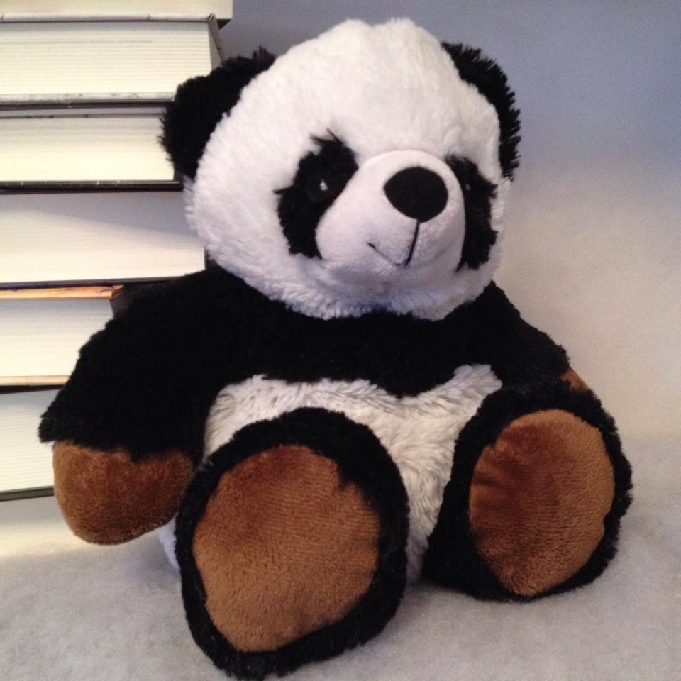Original-Schwer-Panda von His & Her Books