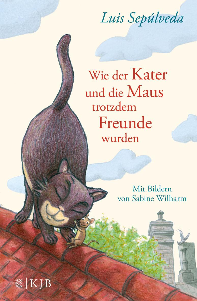 Kinderbuch ab 8 Jahren: Wie der Kater und die Maus trotzdem Freunde wurden