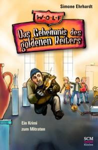 W.O.L.F.-Detektivclub Kinderbuch Krimi mitraten