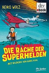 Wolz Superhelden Band 2 Kinderbuch
