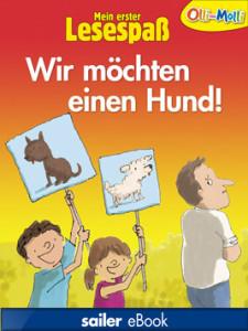 eBook Kinder Hund Leseanfänger