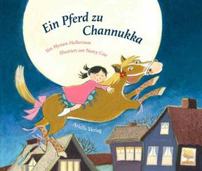 Bilderbuch - Hannah wünscht sich ein Pferd zu Chanukka