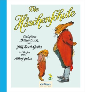 Bilderbuch-KLassiker Häschenschule