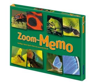 Spiel Zoom-Memo Insekten