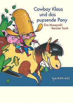 Erstleser-Buch: Cowboy Klaus