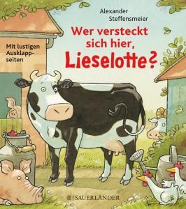 Kult-Kuh Lieselotte: Wer versteckt sich? Pappbilderbuch