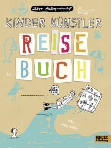 Kinder Künstler Kritzel-Reisebuch