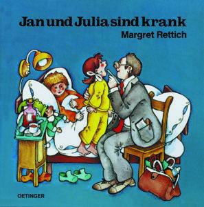 Jan und Julia sind krank - altes Cover