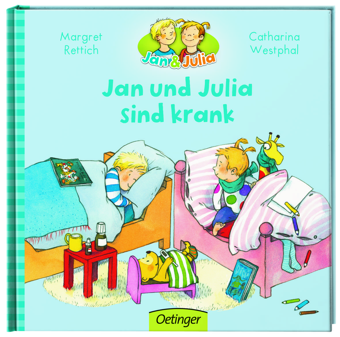 Jan und Julia - Bilderbuch-Serie