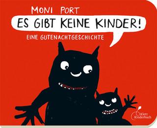 Pappbilderbuch Es gibt keine Kinder sagt die Monster-Mama