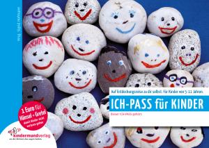 Ich-Pass: wer bin ich? Mitmach-Buch für Kinder