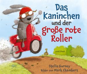 Bilderbuch Kaninchen und der rote Roller