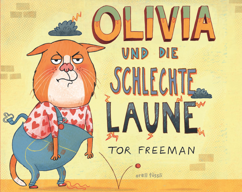 Bilderbuch - Olivia und die schlechte Laune