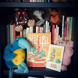 Kilifü 2014 Almanach der Kinderliteratur