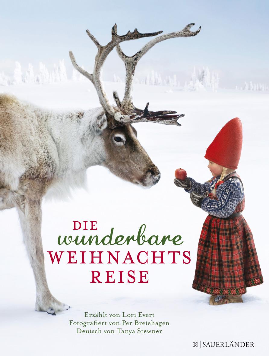 """Bilderbuch """"Die wunderbare Weihnachtsreise"""" Beitrag zur Blogparade Büchertipps zur Weihnachtszeit"""