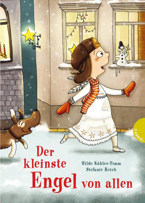 Kinderbuch Kleinste Engel von allen Weihnachten