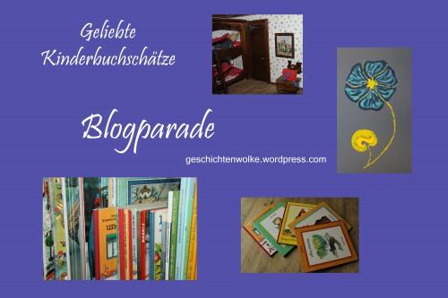 Geliebte Kinderbuchschätze - Kinderbuch-Blogparade
