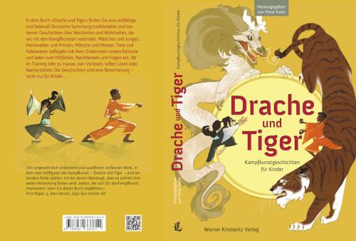 Kinderbuch Drache und Tiger - Kampfsport-Philosophie