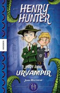 Kinderbuch-Serie Henry Hunter Chronoken Band 1