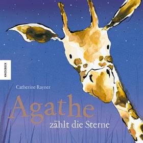 Bilderbuch Agathe zählt die Sterne