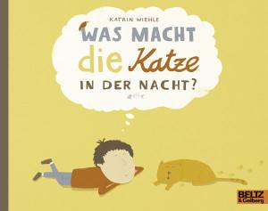 Bilderbuch Katze NAcht 9783407761576