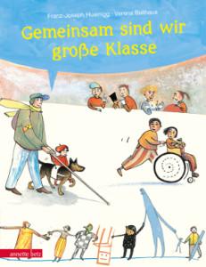 Bilderbuch Behinderung und Inklusion Sammelband mit 4 Bilderbüchern