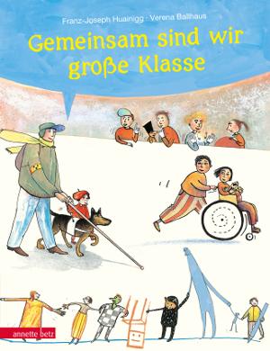 Bilderbuch Behinderung und Inklusion