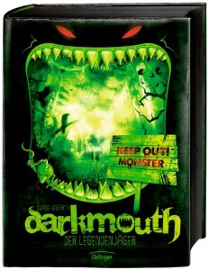 Darkmouth Band 1 Kinderbuch-Serie