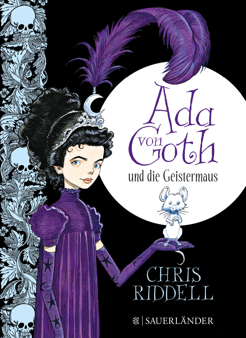 Kinderbuch Ada Goth und die Geistermaus