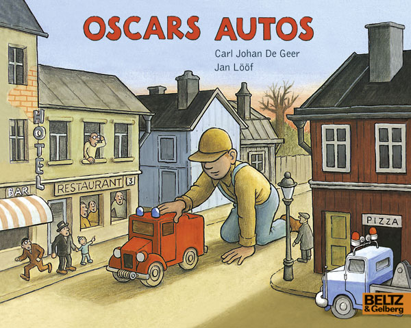 Bilderbuch Oscars Autos