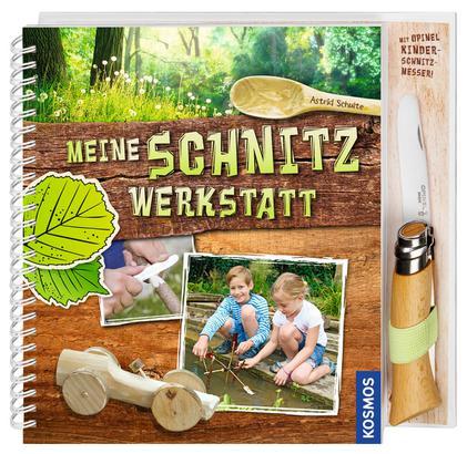 Schnitzen für Kinder - Meine Schnitzwerkstatt - Sachbuch
